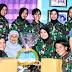 Santun pada Senior, Kowal Lantamal II Padang Anjangsana ke Kediaman Serma Purn. Ratmilah