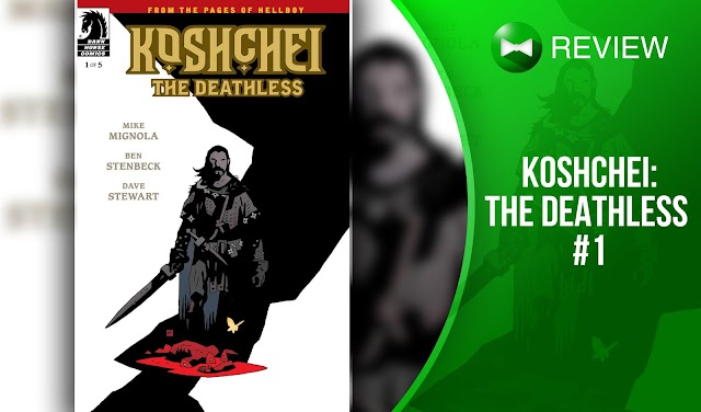 REVIEW | Koshchei The Deathless #1