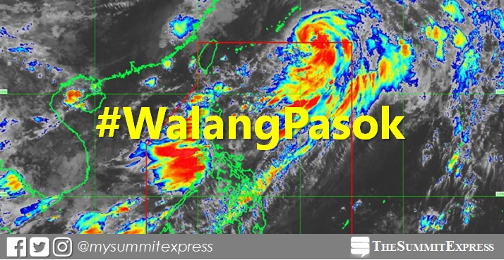 #WalangPasok: Class suspensions on Monday, June 11, 2018