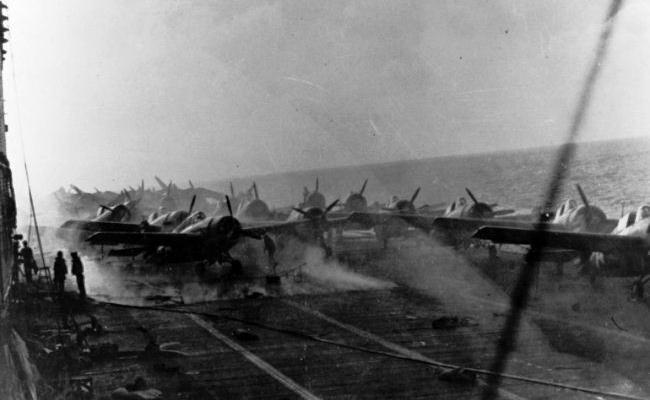 Pertempuran Laut Koral