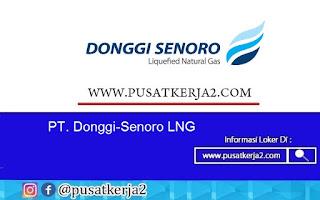Lowongan Kerja SMA SMK D3 S1 PT Donggi Senoro LNG September 2020