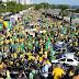 Movimento Cívico leva mais de dezoito mil pessoas à Ponta Negra