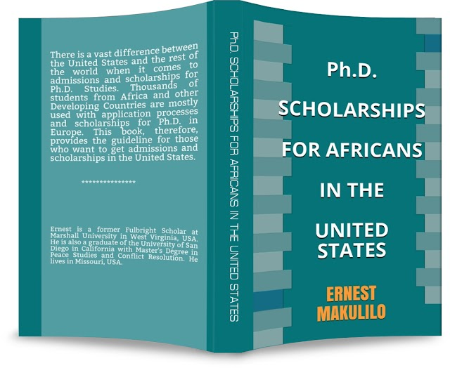 FREE BOOK (DOWNLOAD): Ph.D.  Scholarships For Africans In The United States