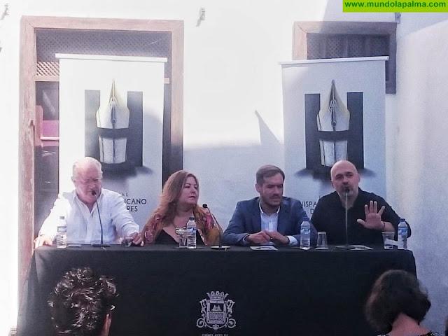 El Festival Hispanoamericano de Escritores reunirá esta semana en Los Llanos de Aridane a cerca de 40 escritores de 6 nacionalidades