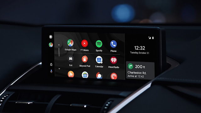 Google's new Android Auto experience will roll out in the coming weeks