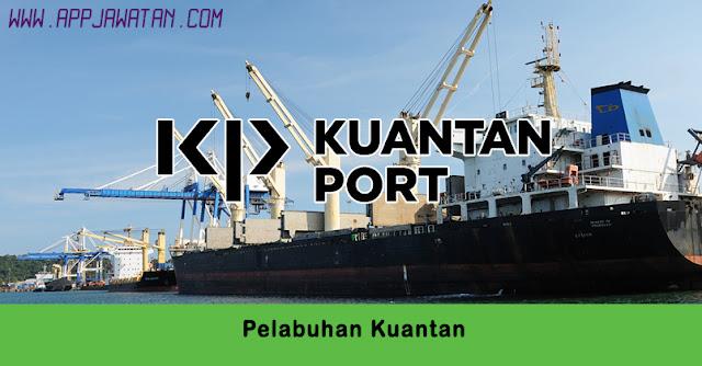 Jawatan Kosong di Pelabuhan Kuantan.