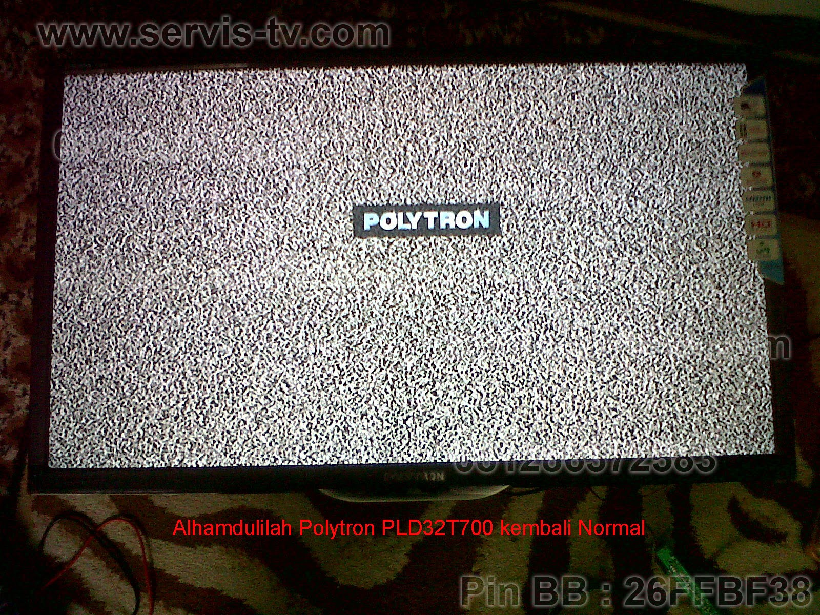 Polytron LED TV Service