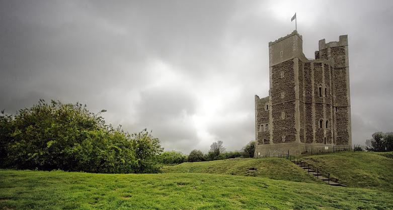 قلعة أورفورد