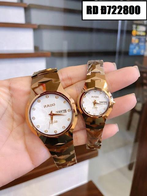 đồng hồ đeo tay rado rd đ722800