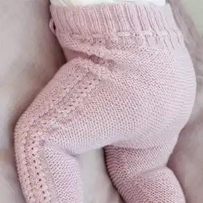 Conjunto Bebé a Crochet