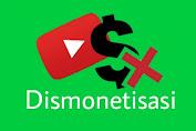 Penyebab Channel Youtube Kena Dismonetisasi Tiba-Tiba
