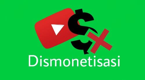 Penyebab adsense youtube di banned