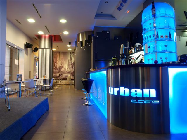 Urban Café em Valência