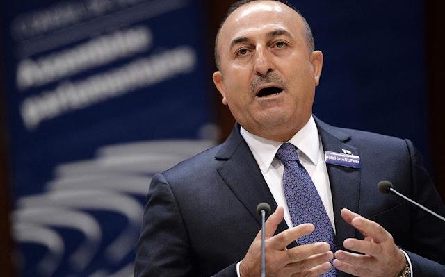 Ο Τσαβούσογλου απειλεί: Οι Ελληνες γνωρίζουν τί μπορεί να κάνει ο Τούρκος στρατιώτης