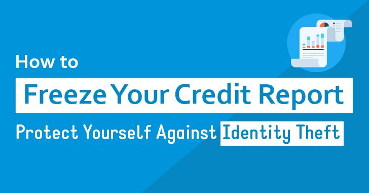 freeze-credit-report