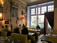 Salon de thé-Paris-alouest-La Fourmi Ailée