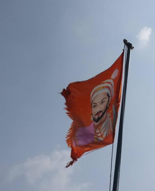 Tikona fort, Shivaji Maharaj