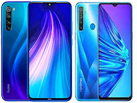 Adu Fitur Redmi Note 8 vs Realme 5s Quad Camera 48MP