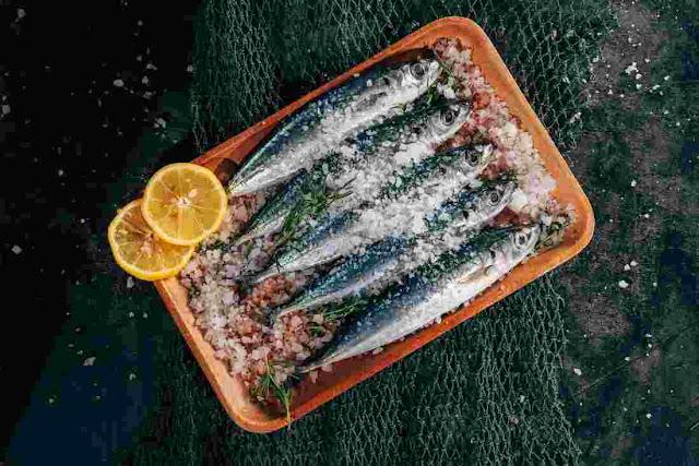 تناول السمك لفقدان الوزن