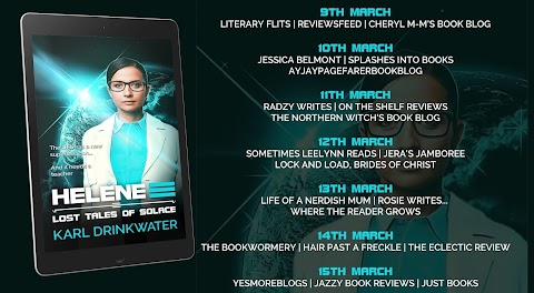 Helene - March Blog Tour
