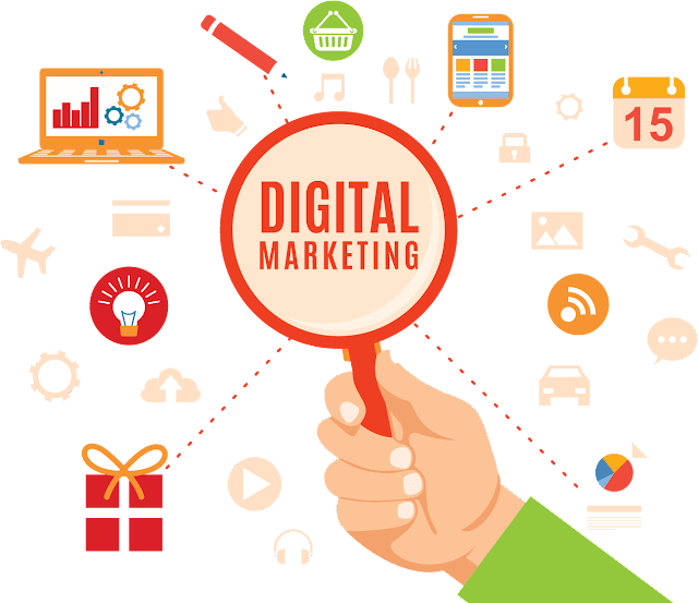 Digital marketing tại Hoài Ân