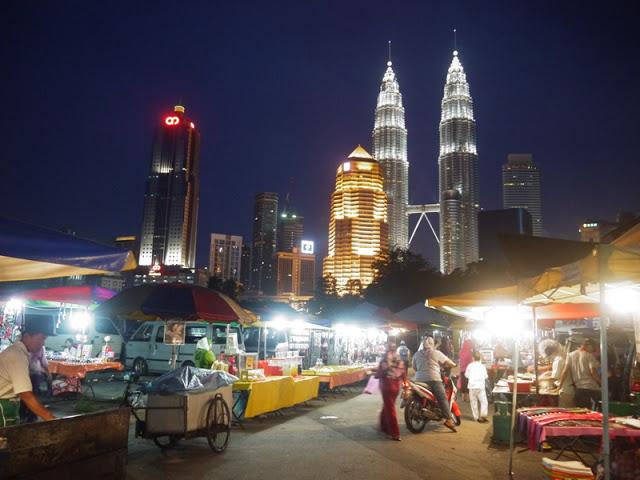 Senarai Lokasi Pasar Malam Sekitar Kuala Lumpur