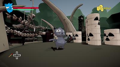 Hobo Cat Adventures Game Screenshot 5