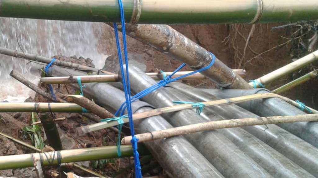 355 Hektar Sawah di Daerah Irigasi Wae Lombur Terancam Gagal Panen