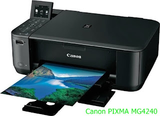 Canon PIXMA MG4240 Driver & Software Download