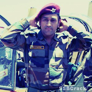 MS Dhoni Territorial Army