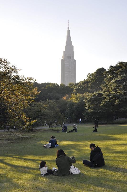 Where to go in Tokyo: Shinjuku Garden