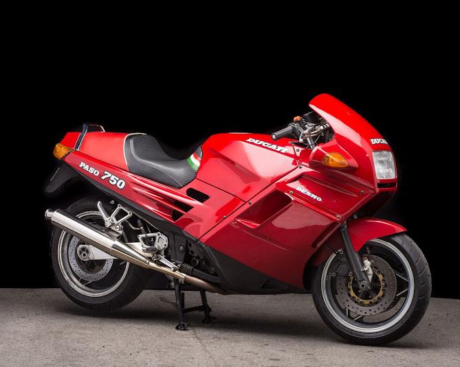 1987 Ducati Paso 750 Corsa