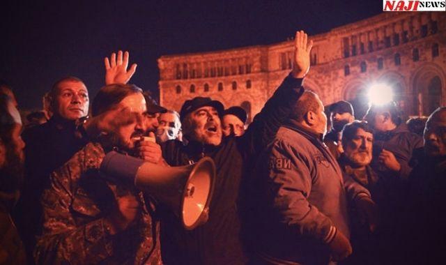 وقف إطلاق النار في كاراباخ: اضطراب أرمينيا ورئيس وزرائها