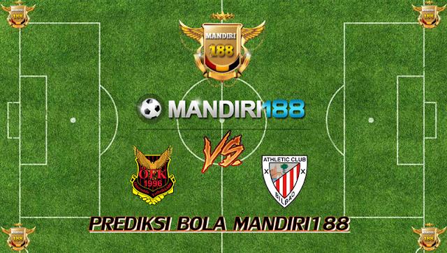 AGEN BOLA - Prediksi Ostersunds FK vs Athletic Bilbao 20 Oktober 2017
