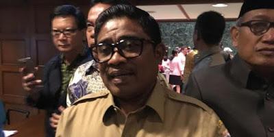 Plt Gubernur DKI Jakarta, Sumarsono