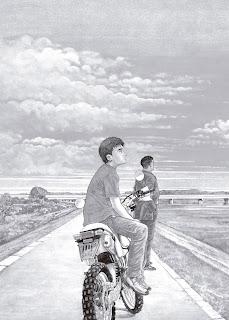 Novedades Ponent Mon septiembre 2021 - Cielos Radiantes de Jiro Taniguchi.