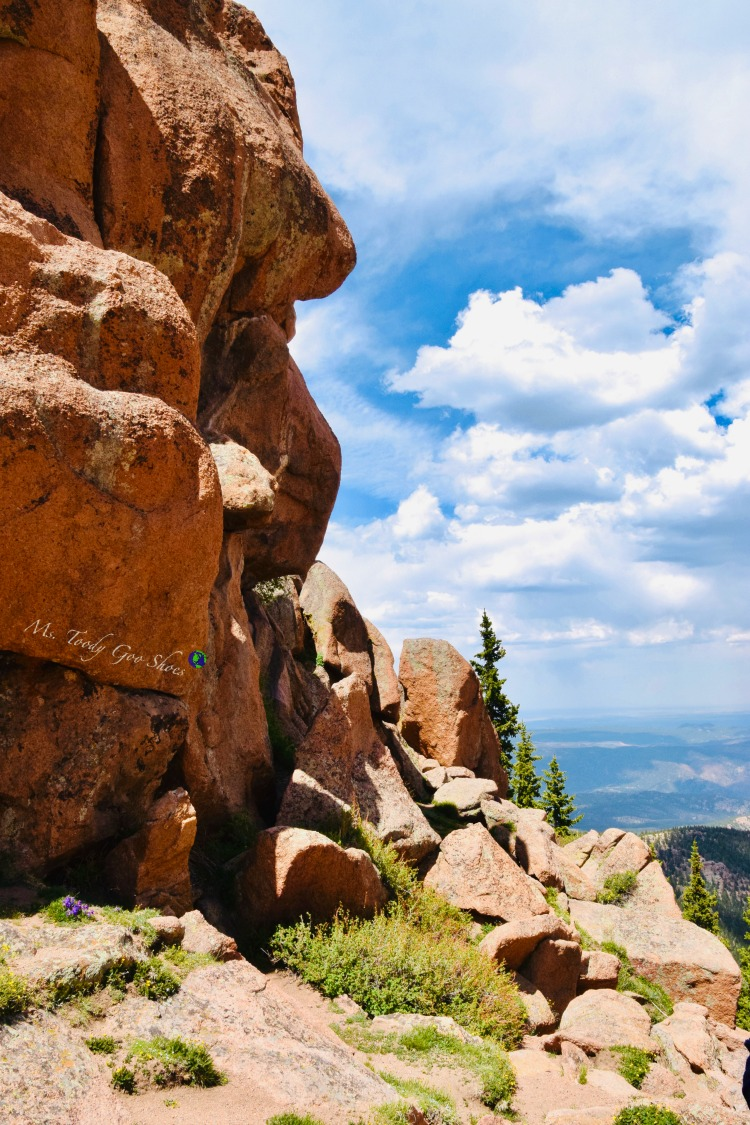 Beautiful sights to see along Pikes Peak Highway, Colorado Springs | Ms. Toody Goo Shoes