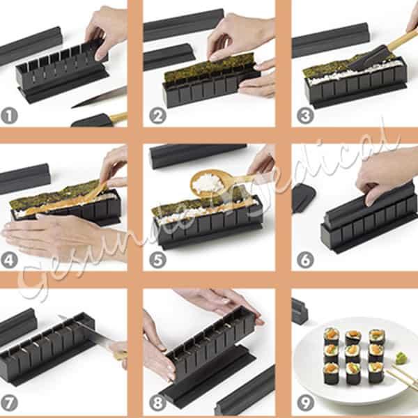 toko sushi tool set