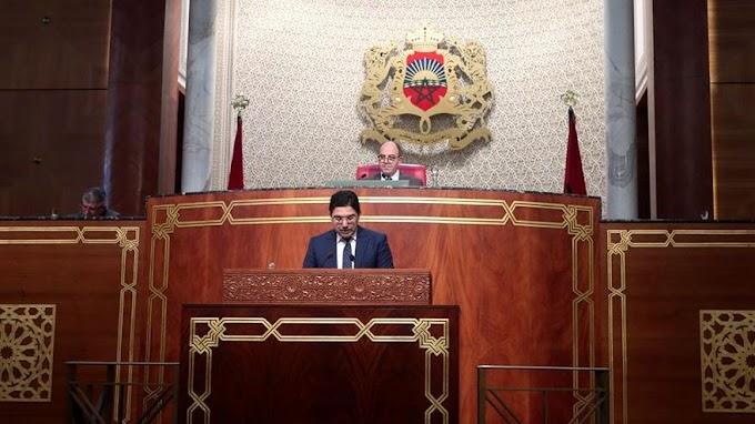 La Cámara Alta marroquí retira el comunicado donde condenaba la hospitalización de Brahim Ghali y pide la comparecencia de Bourita.