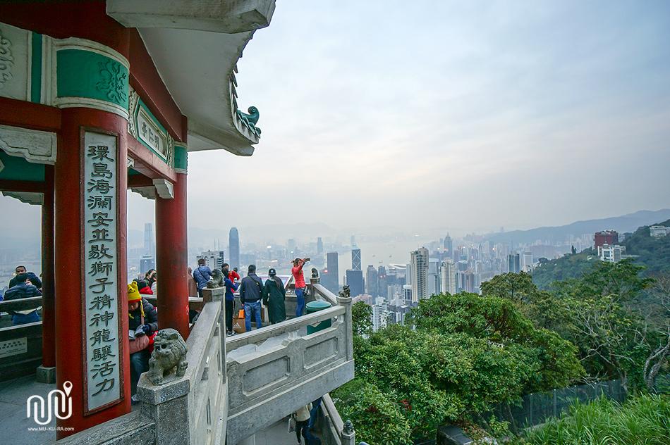 รีวิวเที่ยว HongKong 1 วัน : The Peak