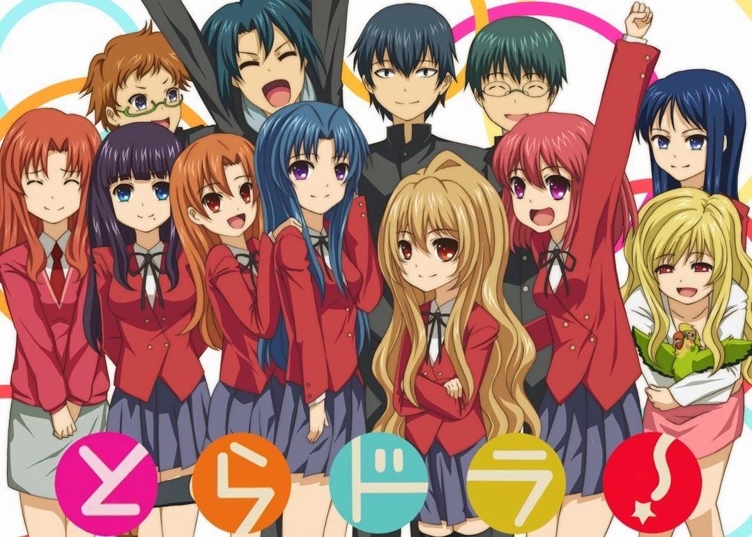 Stepicullen anime toradora - Toradora anime wallpaper ...