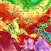 Οι επιστήμονες καταγράφουν την πιο ζεστή θερμοκρασία τον Απρίλιο παντού στη Γη
