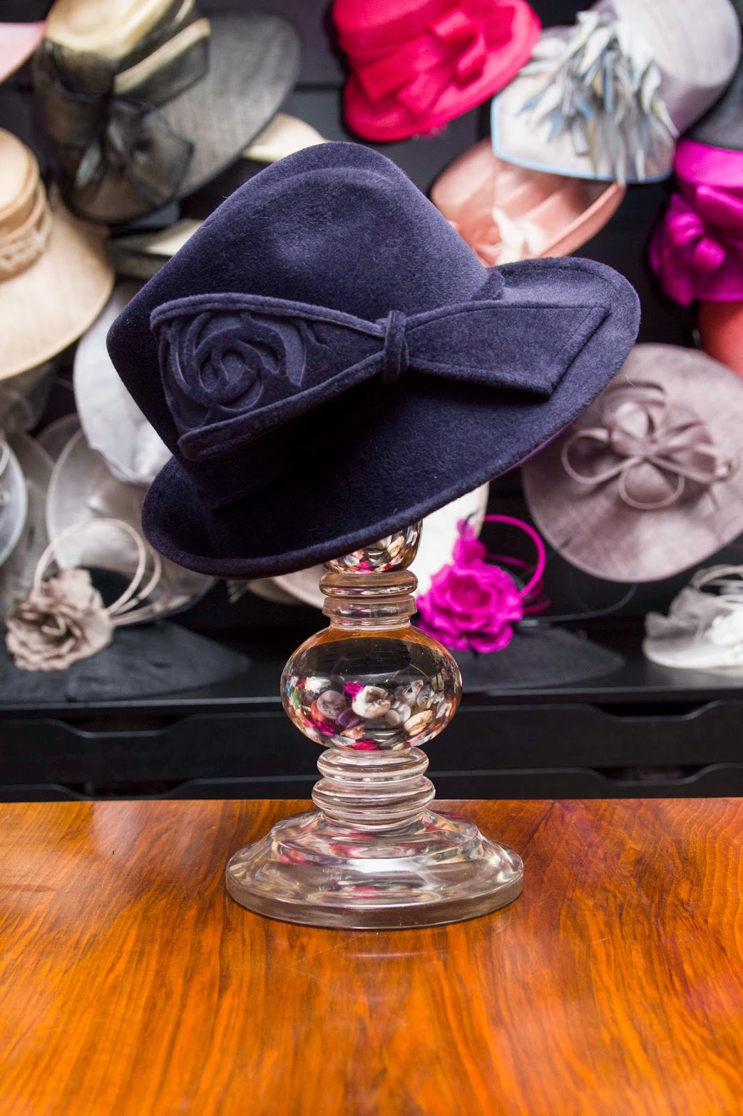 Hats - Alison Tod Millinery