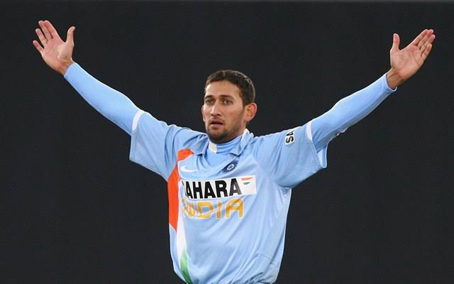 Wicket on first ball of debut match
