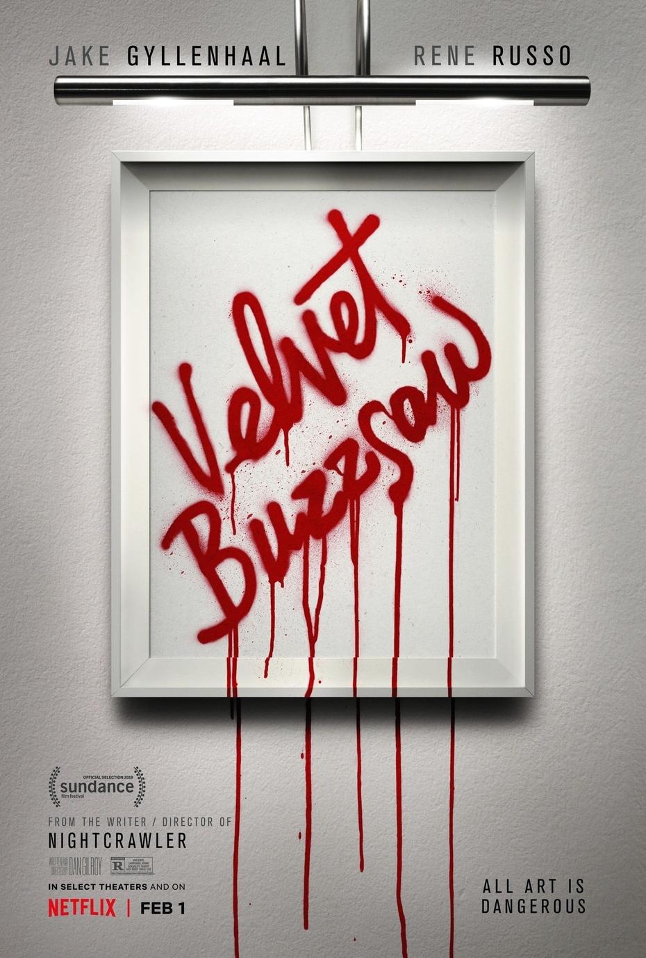 Velvet Bruzzsaw (2019) เวลเว็ท บัซซอว์ – ศิลปะเลือด (ซับไทย)