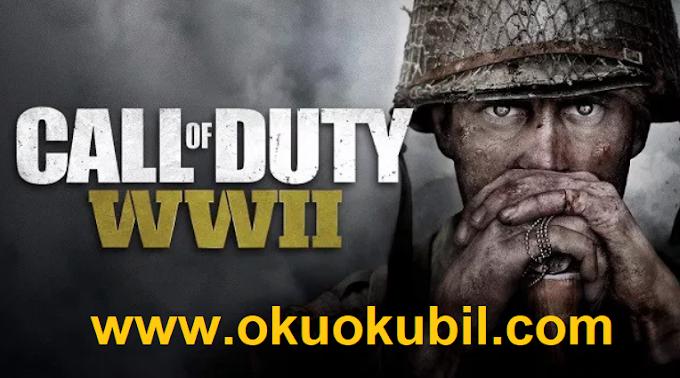 Call of Duty World War II  V1.16.1 MOD APK  MERMİ HİLELİ İndir 2020