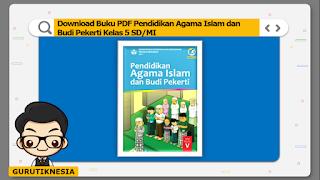 download ebook pdf  buku digital pendidikan agama islam kelas 5 sd/mi