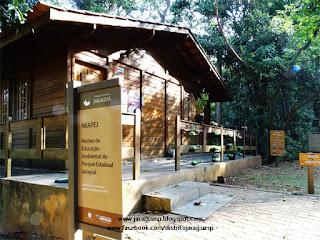 Núcleo de Educação Ambiental do Pej