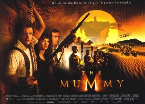 Download The Mummy (1999) Dual Audio [Hindi+English] 720p + 1080p + 2160p Bluray ESub