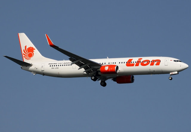 Lion Air Flight 610